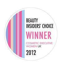 Beauty Insiders' Choice Winner 2012