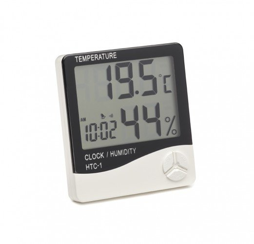 Humidity & Temperature Meter - Therma-Hygrometer