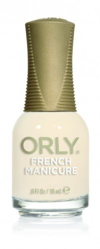 ORLY Nail Polish Naked Ivory (18ml)