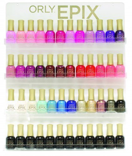 ORLY Salon Display - Special Promo EPIX (48 pc)
