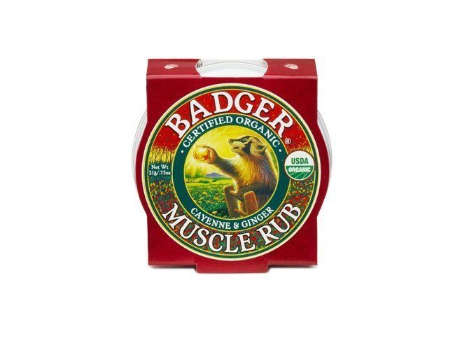 Badger Balm Mini Muscle Rub (21g)