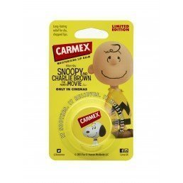 Carmex Lip Balm Peanuts Limited Editon Pot Original
