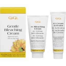 Gigi Bleaching Cream Face, Arms  Legs
