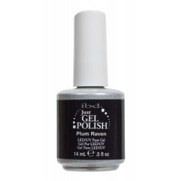 ibd Just Gel Polish Plum Raven (14ml)