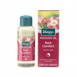 Kneipp Massage Oil Back Comfort Devils Claw (100ml)