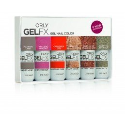 ORLY Gel FX Collection Mulholland Autumn 6pc (9ml)