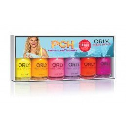 ORLY Nail Polish PCH Summer 6 piece + 1 free bottle