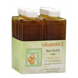 clean+easy Specialist Roller Wax Vitamin E (6pk)