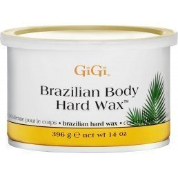 GiGi Brazilian Wax Hard (14oz)