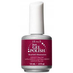 ibd Just Gel Polish Scarlett Obsession (14ml)