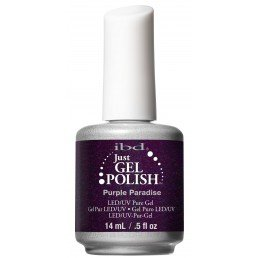 ibd Just Gel Polish Purple Paradise (14ml)