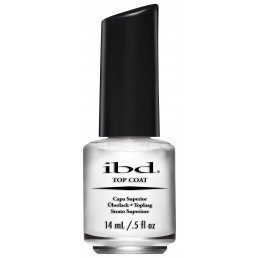 ibd Nail Lacquer Top Coat (14ml)