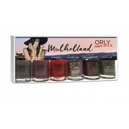 ORLY Mulholland Autumn 6 piece + 1 free