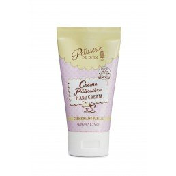 Patisserie de Bain Hand Cream Crème Patissiere Tube (50ml)