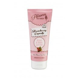 Patisserie de Bain Body Lotion Strawberry Cupcake (200ml)