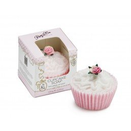 Rose  Co. Cupcake Soap No.84 (1pc)