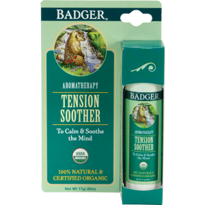 Badger Balm Display Mind Tension Soother (6 x 17g)