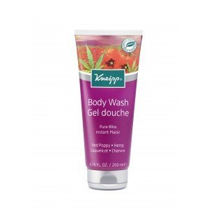 Kneipp Body Wash Pure Bliss Red Poppy and Hemp (200ml)