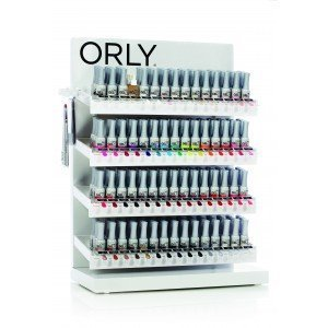 ORLY Gel FX Empty Counter Display