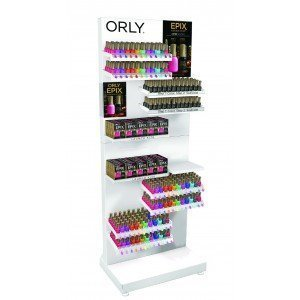 ORLY EPIX Tower Display (Display+Product)