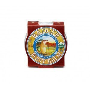 Badger Balm Mini Foot Balm  (21g)