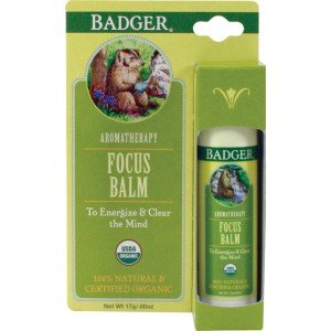 Badger Balm Display Focus (6pc x 17g)