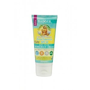 Badger Sunscreen Broad Spectrum Baby SPF (87ml)