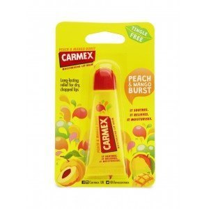 Carmex Lip Balm Tube  Peach and Mango (10g)