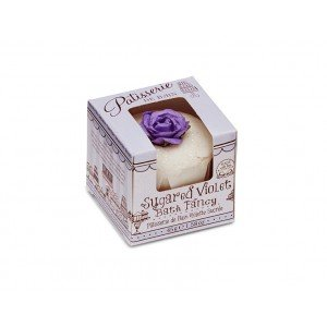 Patisserie de Bain Sugared Violet Bath Fancy Boxed Sugared Violet (1pc)