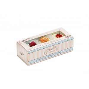 Patisserie de Bain Handmade Bath Fancies Mixed (3pc)