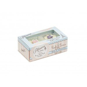 Patisserie de Bain Bath Tartlettes Duo Café Paris (2 x 45g)