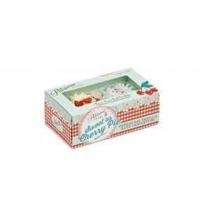 Patisserie de Bain Bath Tartlette Duo Sweet as Cherry Pie (2 x 45g)