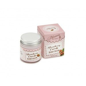 Patisserie de Bain Hand Cream Jar Strawberry Cupcake (30ml)