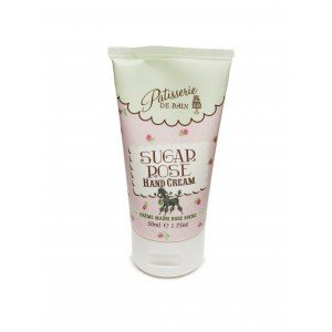 Patisserie de Bain Hand Cream Sugar Rose Tube (50ml)