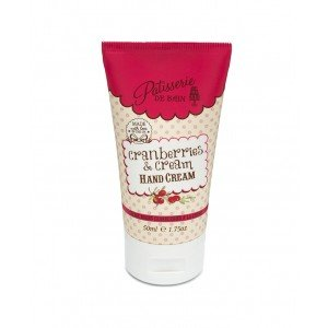 Patisserie de Bain Hand Cream Tube Cranberries  Cream (50ml)