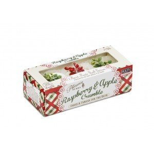 Patisserie de Bain Bath Fancies Trio Raspberry  Apple (3pc)