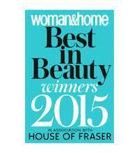 Woman & Home Best In Beauty 2015