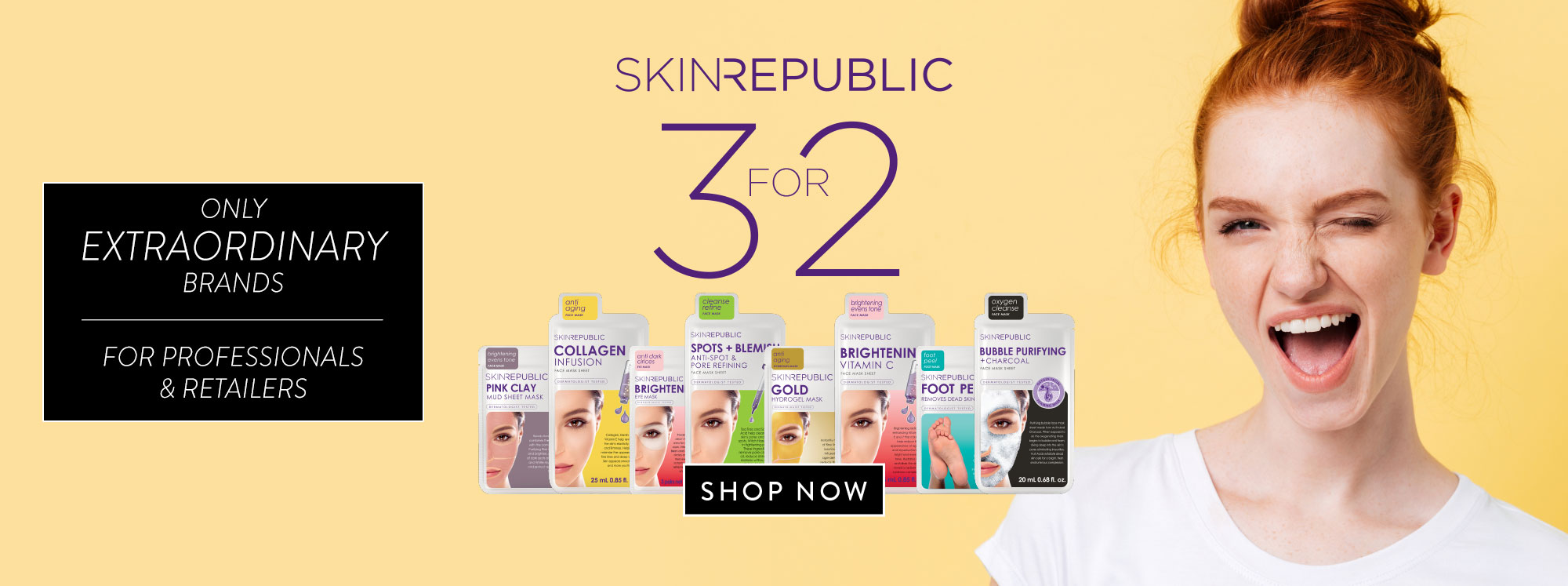3for2 Skin Republic