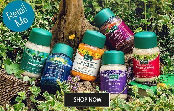 Kneipp Mineral Bath Salt Crystals