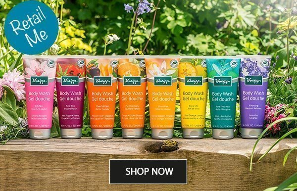 Kneipp Body Washes