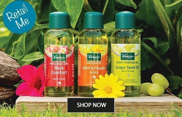 Kneipp Massage Oil