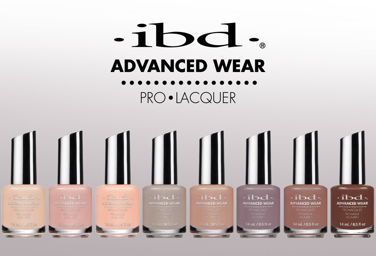 Ibd Nude Collection in Advanced Wear Pro Lacquer