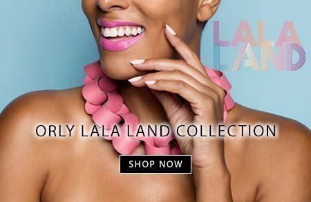 ORLY LALA Land NEW Spring Collection