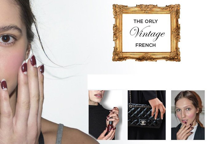 The ORLY Vintage French