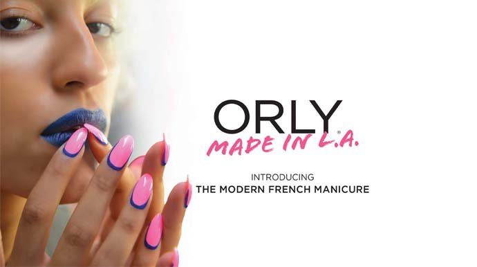 Get Inspired With ORLY Modern French Manicure