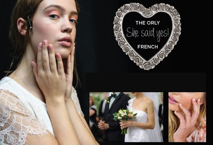 The ORLY She Said Yes French