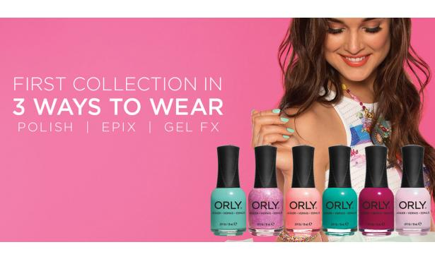 Introducing ORLY Melrose