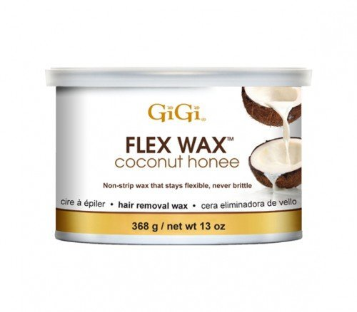 GiGi Flex Wax Coconut Honee Wax (13oz)
