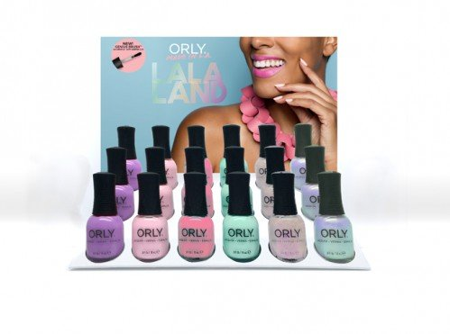 ORLY Nail Polish LA LA Land Display (18pc)
