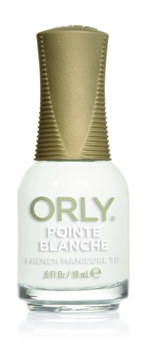 orly nail polish pointe blanche 18ml graftons. Black Bedroom Furniture Sets. Home Design Ideas